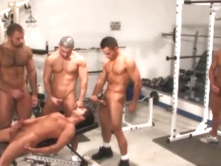 Muscle Group J/O: Alex Baresi, Michael Vincenzo, Francois Sagat, Jherrad Lopez, Dominic Pacifico