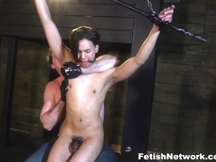 Dani Rioj in Desperate For Domination - HelplessBoys
