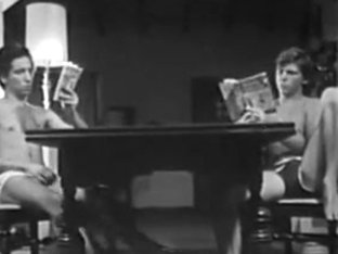 Wonder men. Scene 03. (1960-1970)