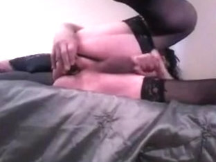 shemale masturbation big dildo anal handjobs