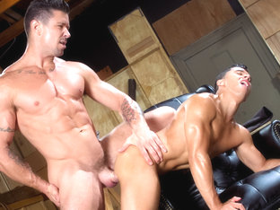 Trenton Ducati & Armond Rizzo in Size Matters Video