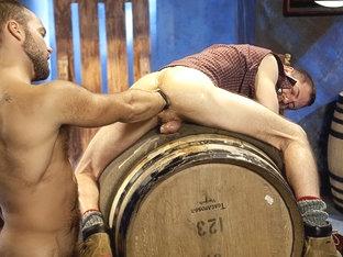 David Novak & Kyler Rogue in Wrist Wranglers, Scene #03