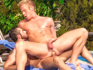 Dripping Wet #04 XXX Video: Dean Monroe, Christopher Daniels