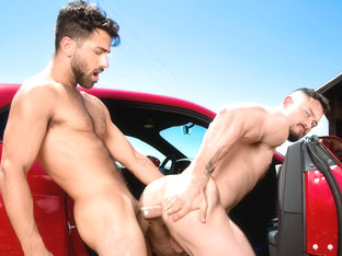 Open Road - Part 1 XXX Video: Adam Ramzi, Seven Dixon
