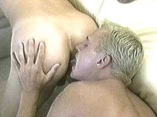 Crazy male pornstars Rob Walker, Dustin Jeffreys and Bryon Rogers in incredible masturbation, rimm.