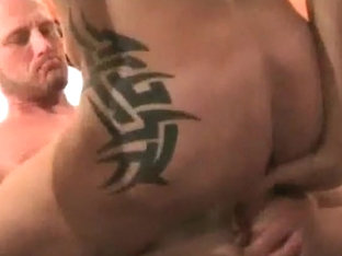 Group of strong friends in anal heat 1