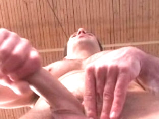 Best male pornstar in horny str8, solo male homo adult clip
