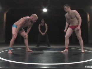 NakedKombat Dean Tucker vs Luke Riley The Water Match