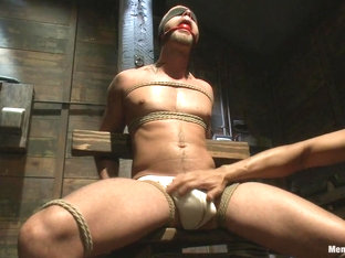 Jesse Colter Taken Tied up and Edged