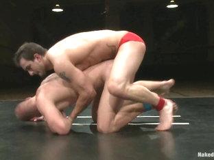NakedKombat Patrick Rouge vs Phenix Saint