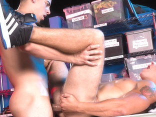 Depths of Focus XXX Video: Jordan Boss, Jacob Taylor - FalconStudios