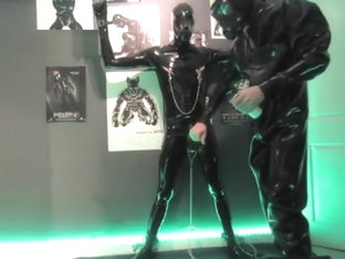 rubber bound & bated