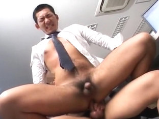 Incredible Asian homosexual guys in Best blowjob, masturbation JAV scene