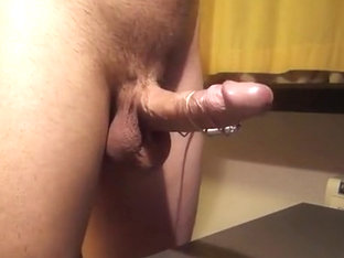 Yet another load-off with pre-cum