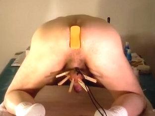 Dr. Peeemeee and Giogio, cbt and anal plug