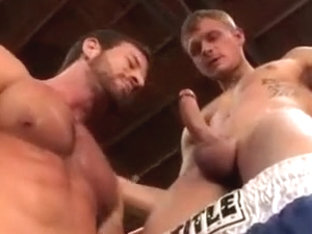 Gay Sex in Boxing Ring