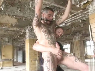 Guy gets edged