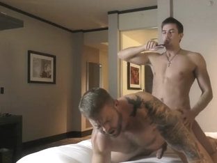 Colby Jansen and Jack Hunter Flip Fuck