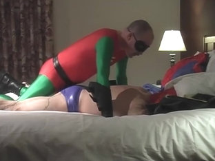 Spiderman Vs Robin - Pig Daddy Productions all