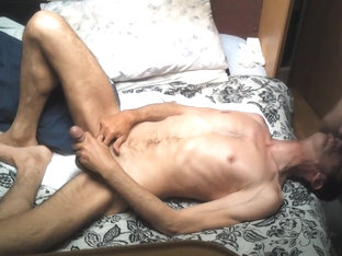 Wife went Shopping Grandpa comes and Fuck me