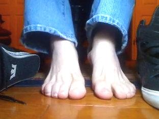 More polished shoe video