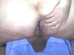 Rear view: Fat Mans Hole