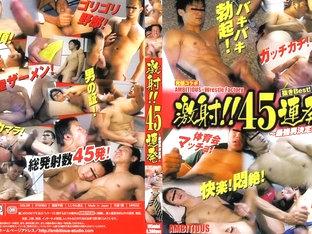 Incredible Asian gay guys in Best JAV movie