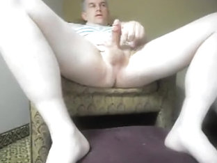 Dad jerking off at the hotel 2