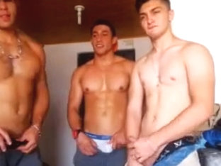 We Fuck Hard This Cute 18yo Colombian Boy On Cam