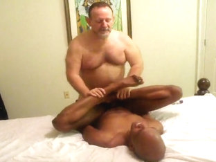 Daddy ken fucks a power bottom