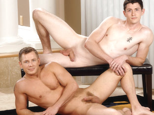 Nate Kennedy & Tommy D in A Helping Hand XXX Video