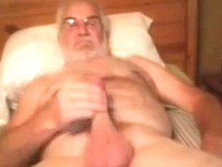Stroking Grandpa