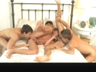 4 younger hot guys