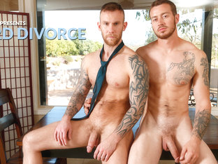 Mark Long & Damien Michaels in Hard Divorce XXX Video - NextdoorBuddies