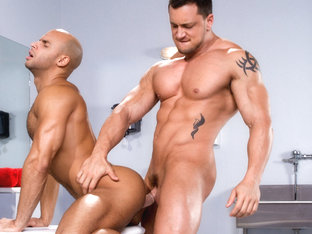 Sean Zevran & Joey D in Beef Squad, Scene 01 - RagingStallion