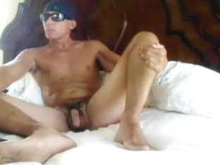 Hottest male in fabulous handjob homosexual porn clip