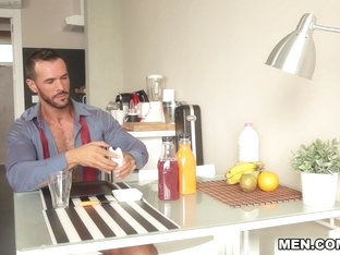 Denis Vega & Flex in Good Morning Love Scene