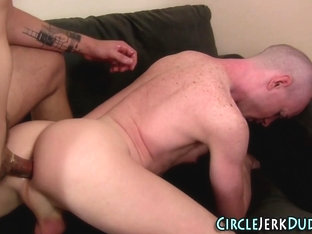 Straighty getting fucked