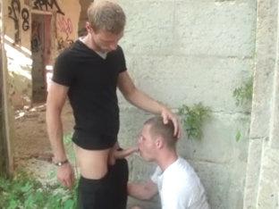 Leo Helios and Ramrod Malek
