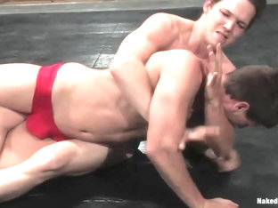 NakedKombat Derrek Diamond vs Lee Stephens