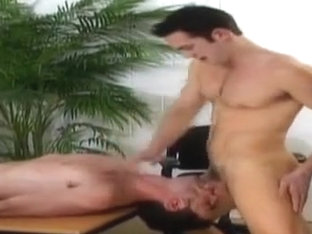 Getting Throat Fucked by Hugely Hung Teacher