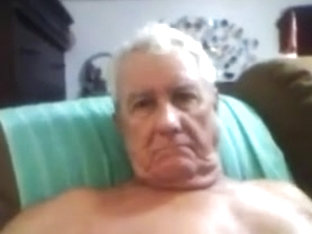 Grandpa stroke on webcam 11