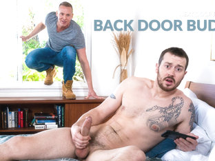 Mark Long & Adam Gregory in Back Door Buddy - NextdoorStudios