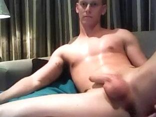 hot blond guy