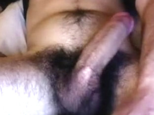 BIG BEAUTIFUL THICK AND HAIRY UNCUT DICK