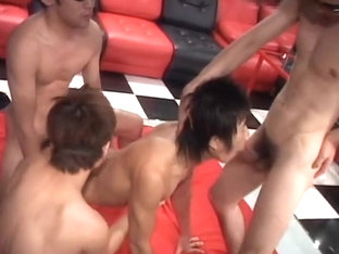 Amazing Asian homo twinks in Fabulous dildos/toys, bdsm JAV scene
