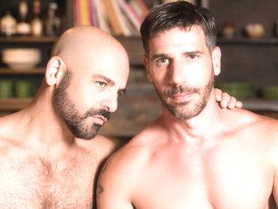 Adam Russo & Tony Salerno in His Daughter's Boyfriend 2 Video