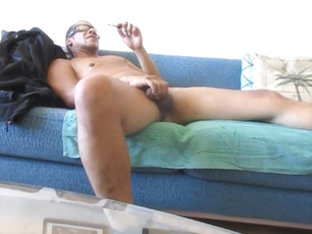 Facefucking frenzy from a straight  married latino dom.