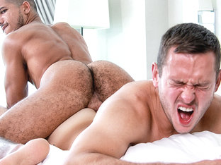 Brenner Bolton & Mike Maverick in Smashing His Ass  - ThickAndBig