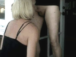 Facefucking my bitch outdoors